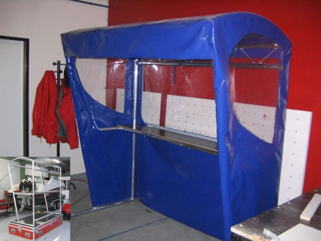 Pit Wall Stand For Sale | CT Racing