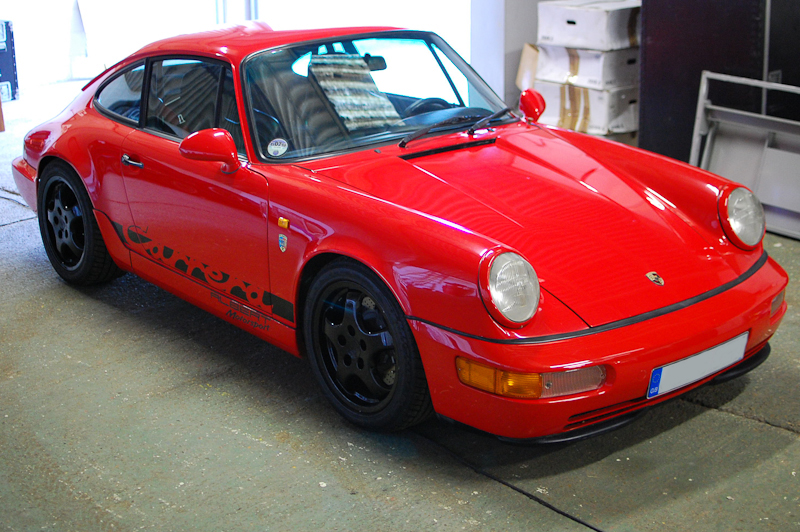 Porsche 964 RS LHD For Sale | CT Racing