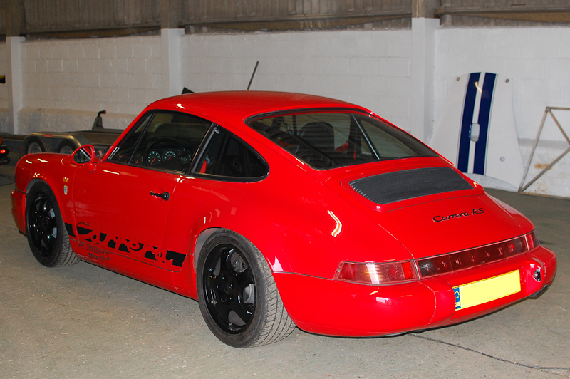 Race Cars For Sale >> Cars For Sale: Porsche 964 RS LHD | CT Racing LTD